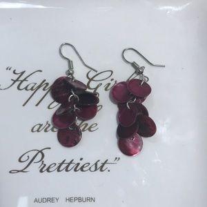 ❌SOLD❌ Pretty dangling earrings